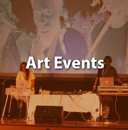 ISEA art events