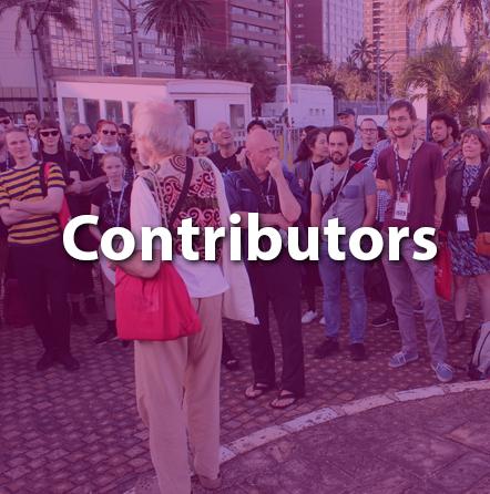 ISEA contributors
