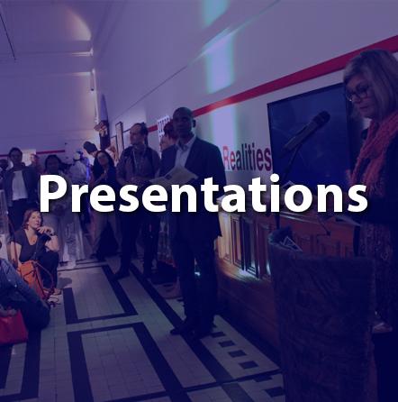 ISEA presentations