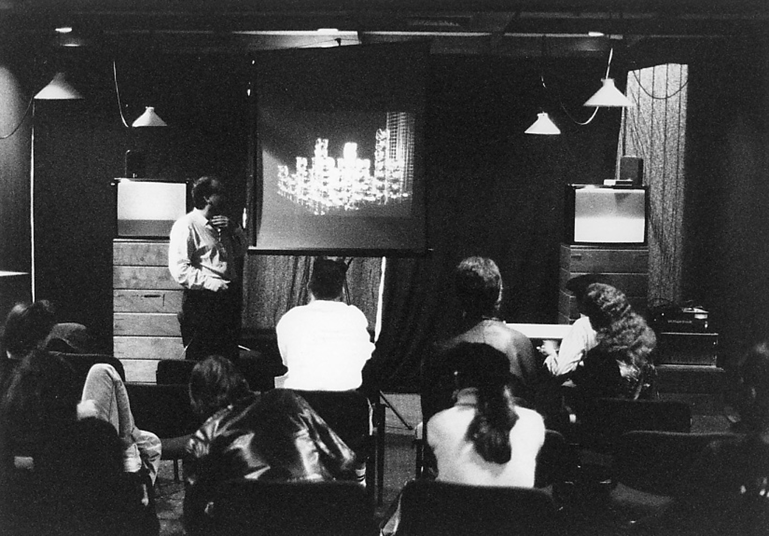 ©SISEA: Second International Symposium on Electronic Art, Tony Robbin, Quasi Crystals for Architecture