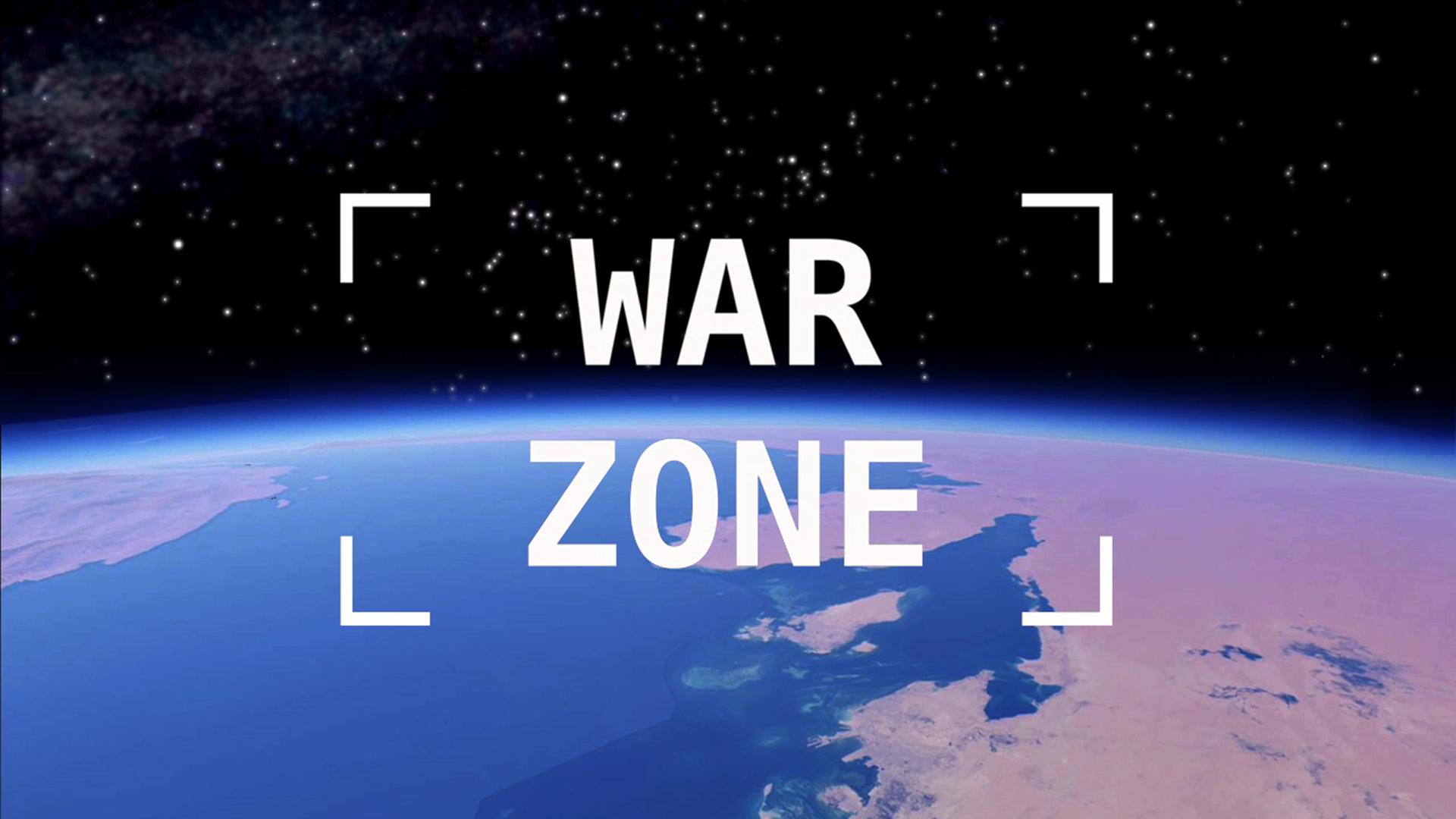 ©2014, Nicolas Maigret, War Zone