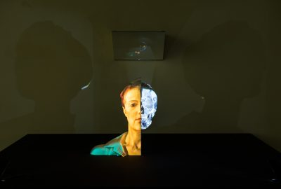 2015 Prophet Neuro memento mori: a portrait of the artist contemplating death