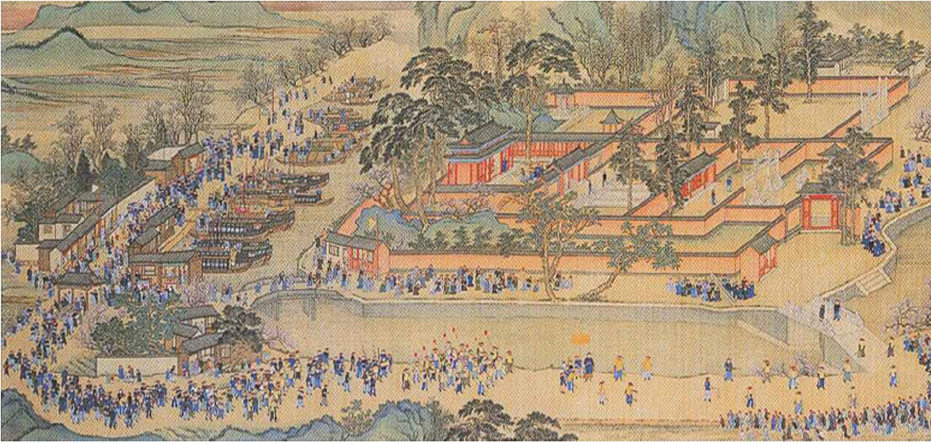©ISEA2016: 22nd International Symposium on Electronic Art, Peter Nelson and E. H. MacMillan, Starcraft II and Chinese Scroll Painting: Narrative Ideas for RTS Computer Games