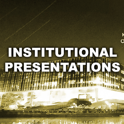 Institutional Presentations