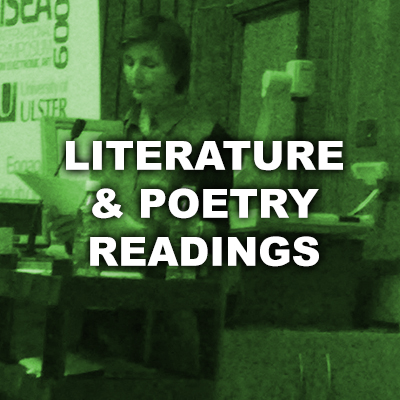 Literature and Poetry Readings