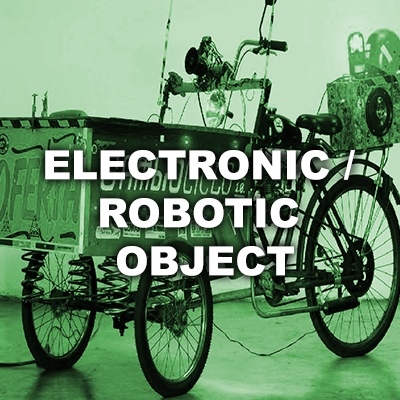 Electronic / Robotic Object