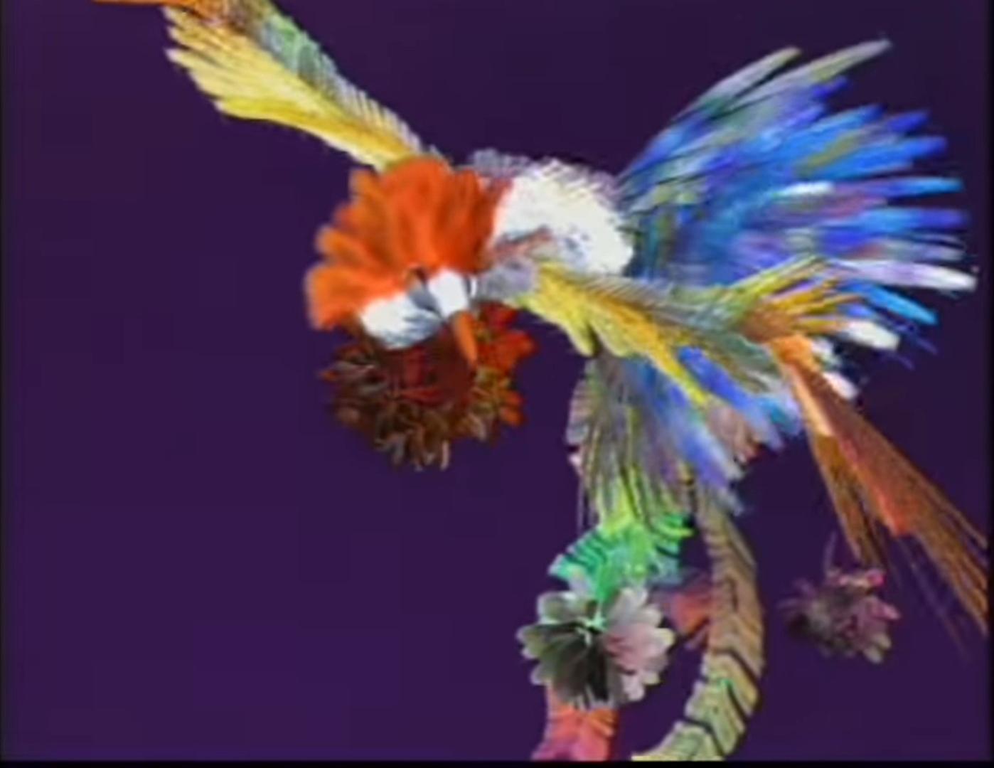 ©, , The Holy Bird