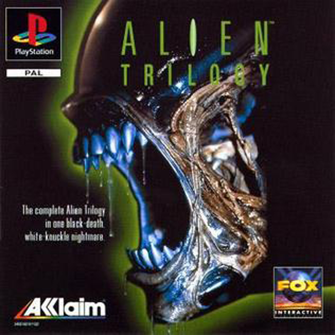 ©, , Motion Capture Samples from the Alien Film Trilogy