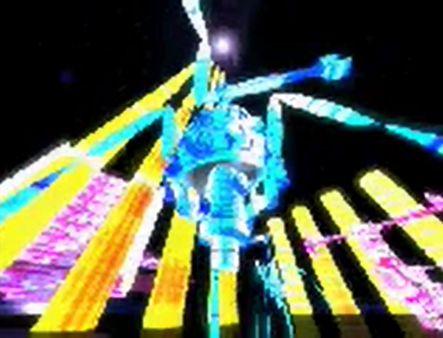 ©, , Combining 3-D Animation with Electronic music