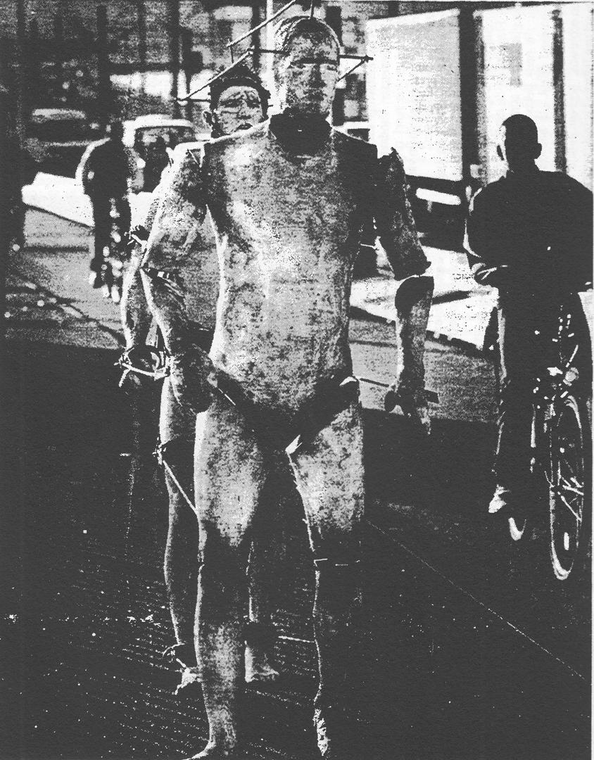 ©, , Performance with Mechanical Exoskeleton