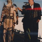 1996 Colin Piepgras Performance with Mechanical Exoskeleton