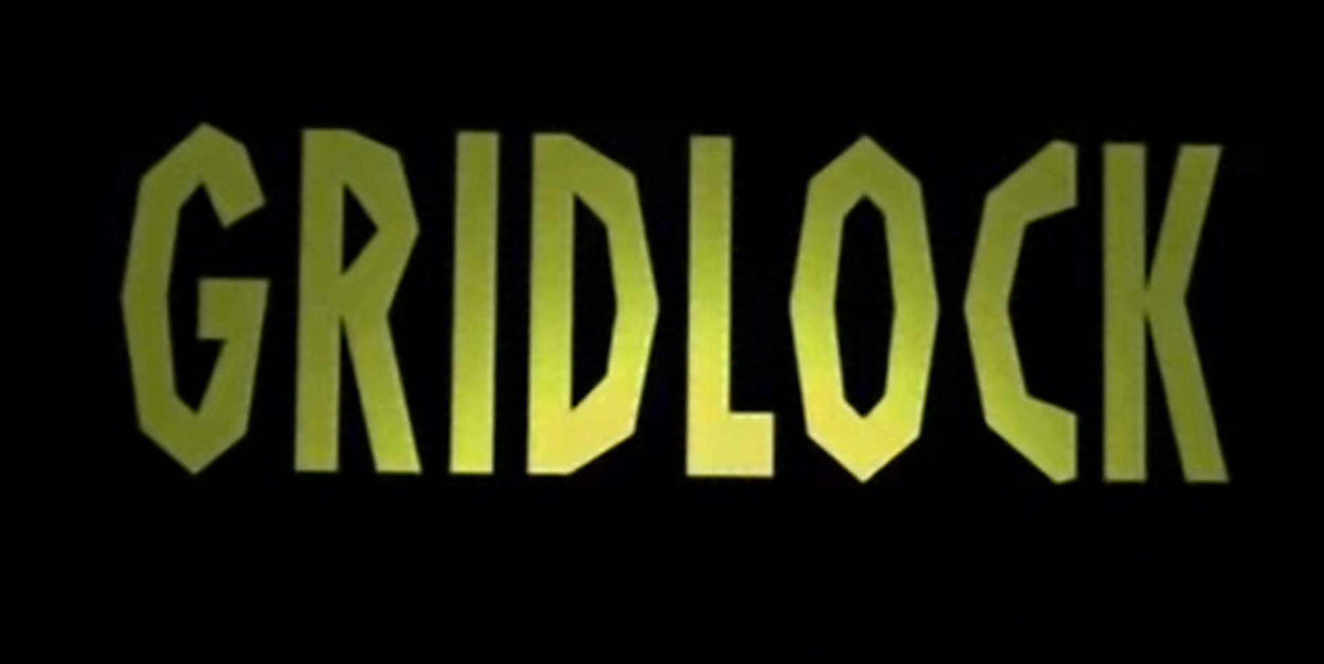 ©1996, , Gridlock