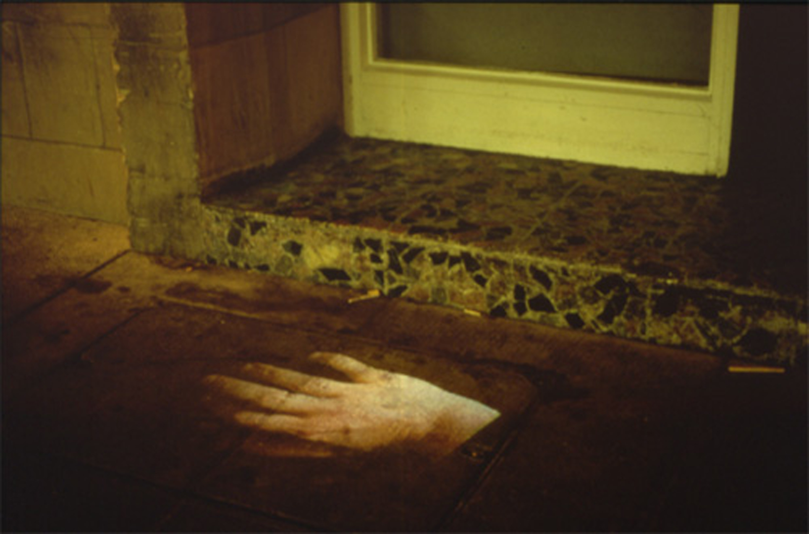 ©ISEA97: Eighth International Symposium on Electronic Art, Susan Alexis Collins, Public vs Public: The Pedestrian Gesture
