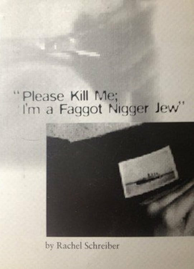 ©, , Please Kill Me; I'm a Faggot Nigger Jew