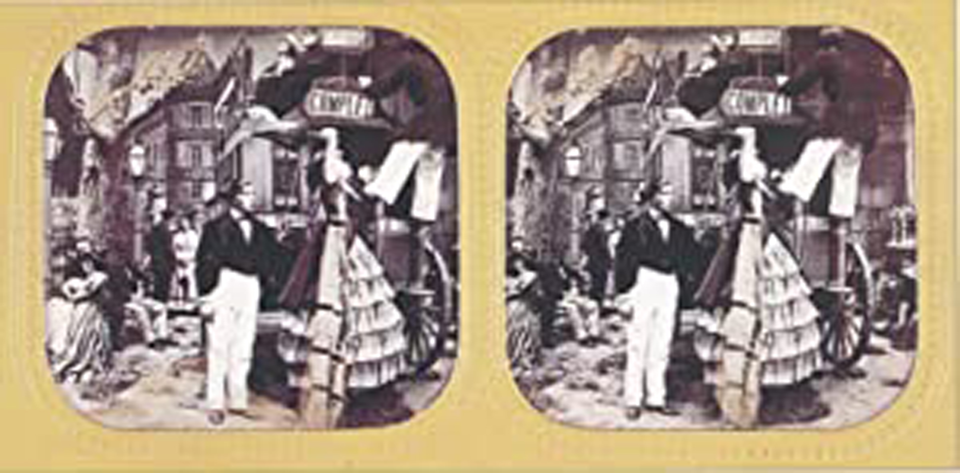 ©, Musée Carnavalet, Paris in 3-D: From stereoscopy to virtual reality, 1850-2000