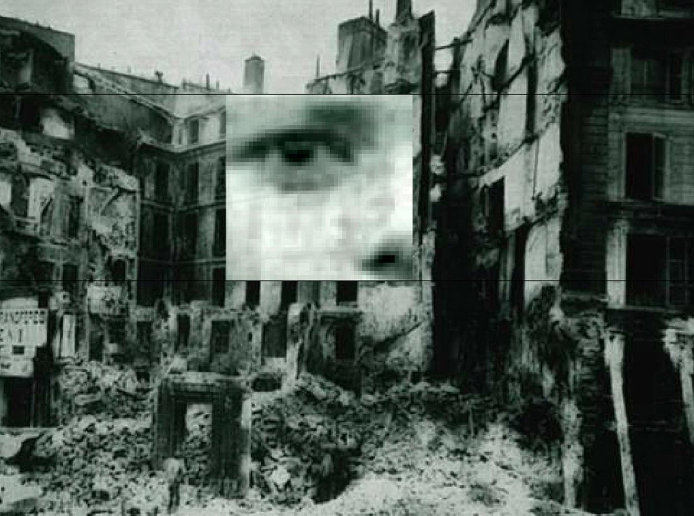 ©2000, Reynald Drouhin, Gregory Chatonsky, and Julie Morel, Revenances