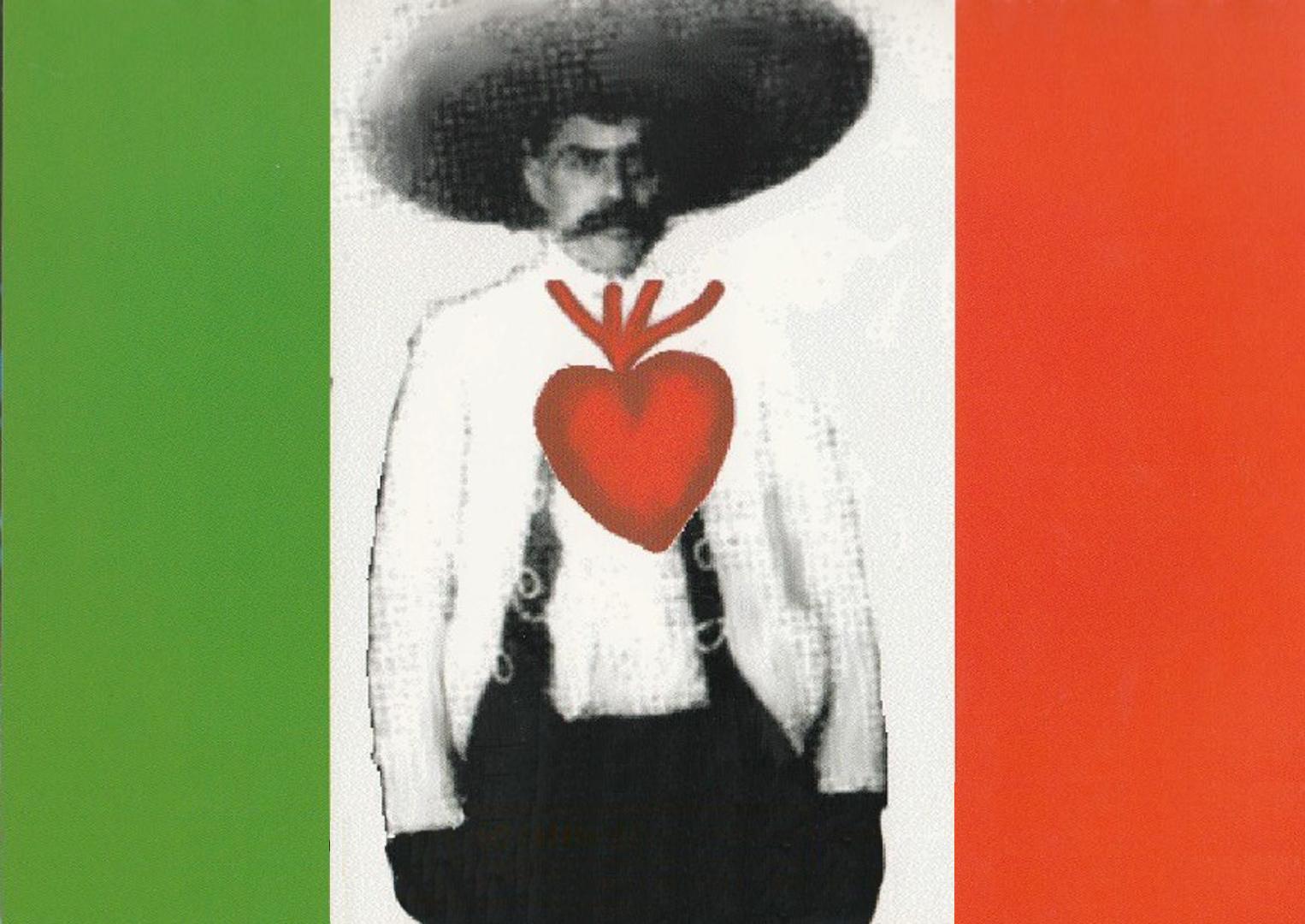 ©, Lucia Grossberger-Morales, Go Zapata, Go