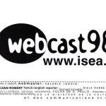ISEA98 Webcast