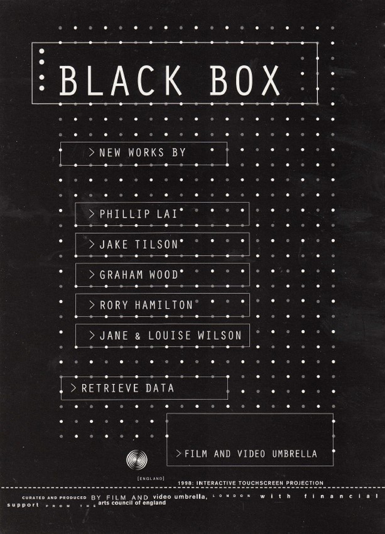 ©, Film and Video Umbrella, Black Box