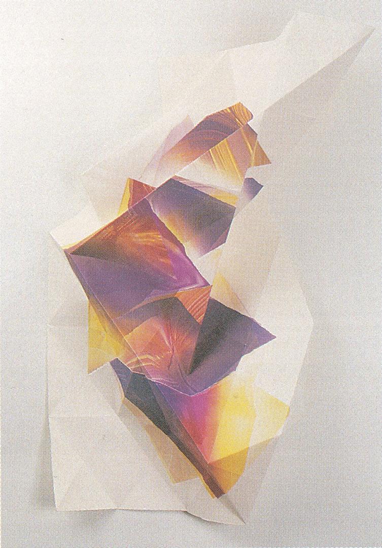 ©1992, Elaine Breiger, 3-D Wall Piece