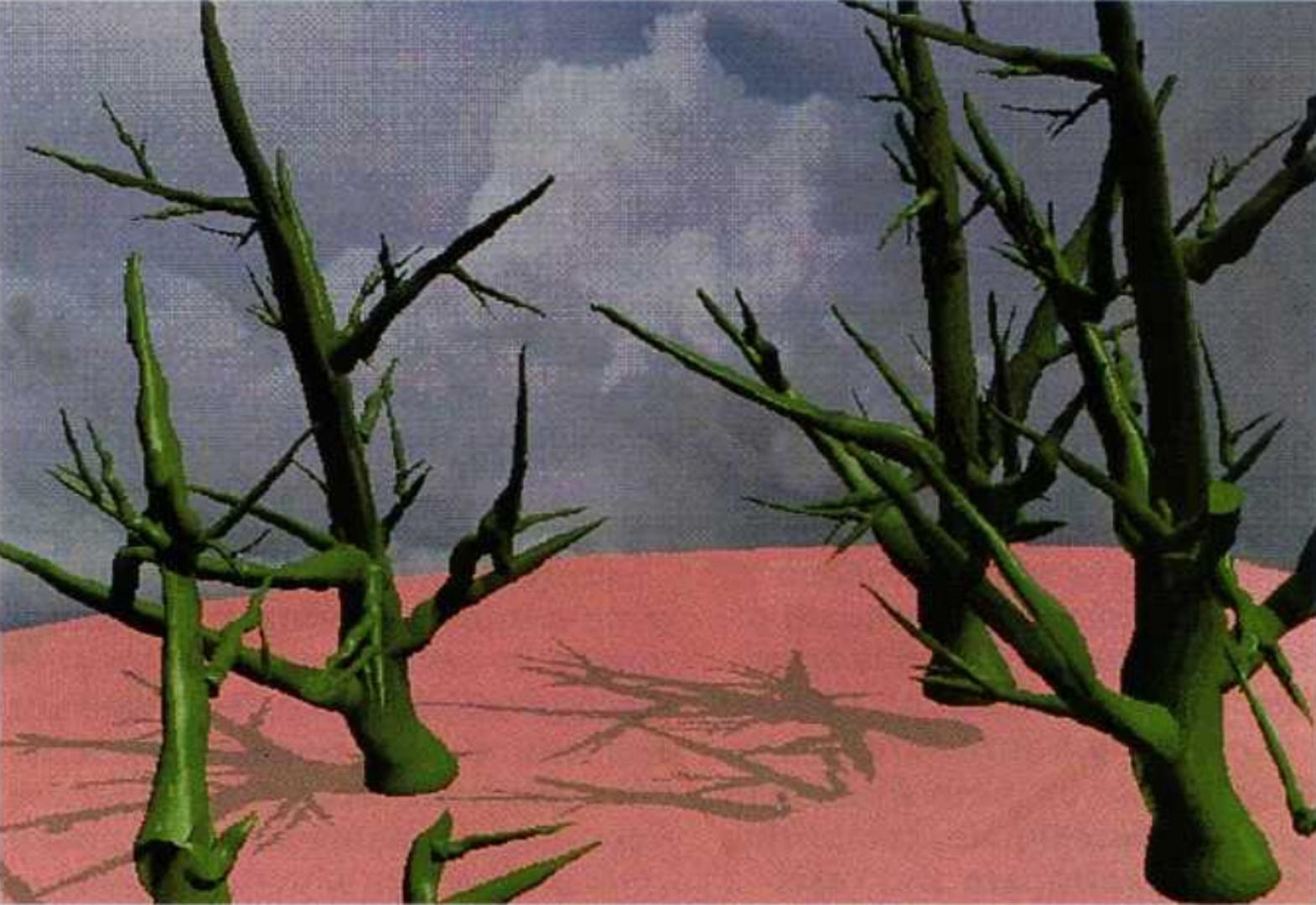 ©, Nina Pope, Herbaceous Protection, Unconscious, Bloom, Keepsake