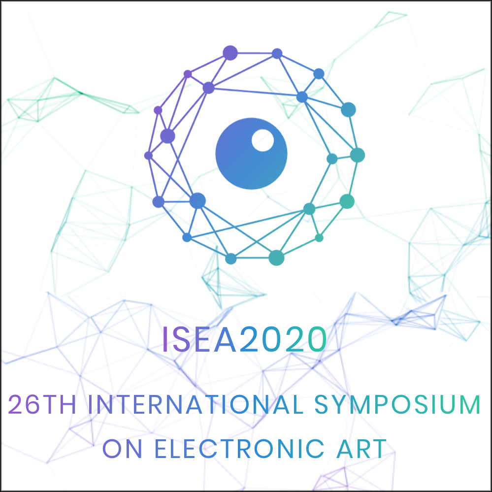 ISEA2020 logo