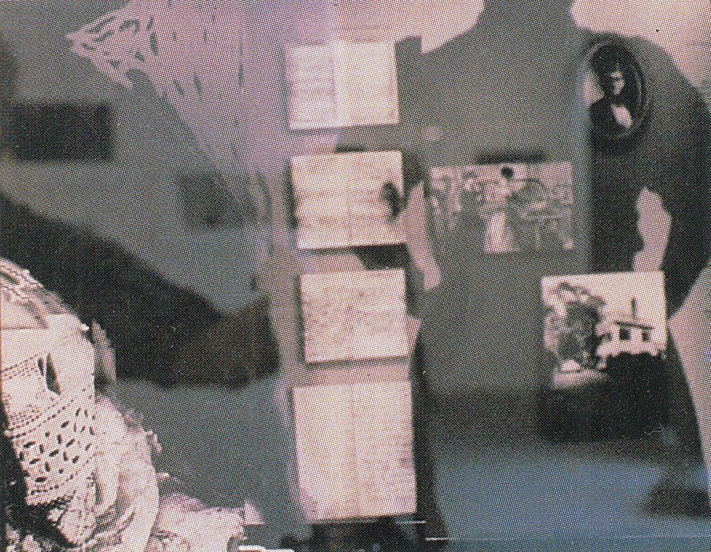 ©1991, Rosemary Smith, History Looking at Herself
