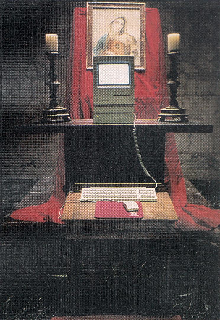 ©1993, Gregory Patrick Garvey, The Catholic Turing Test
