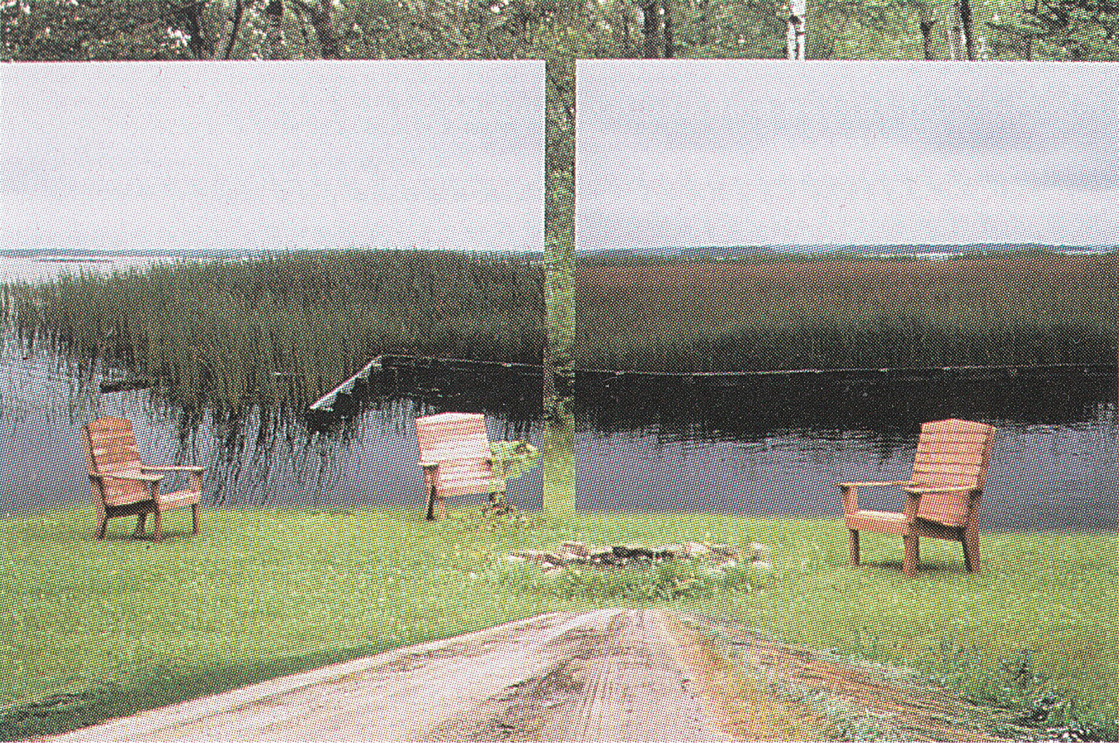 ©1993, Ann-Marie Rose, The Northwest Angle (2)