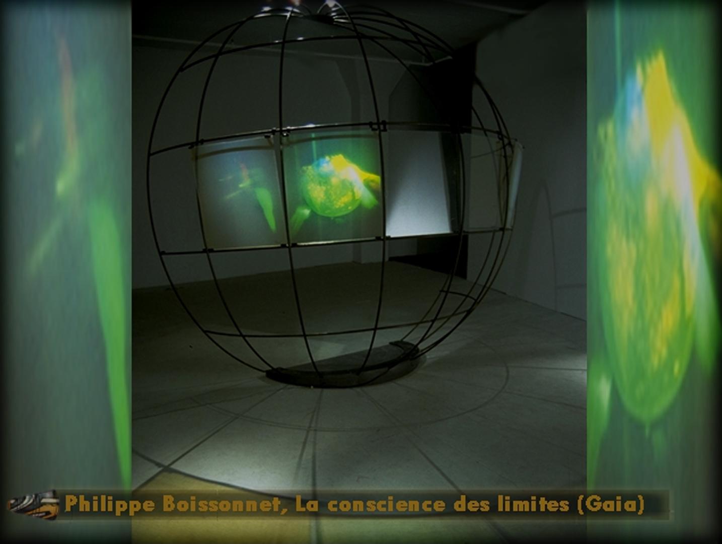 ©, Philippe Boissonnet, La Conscience des Limites