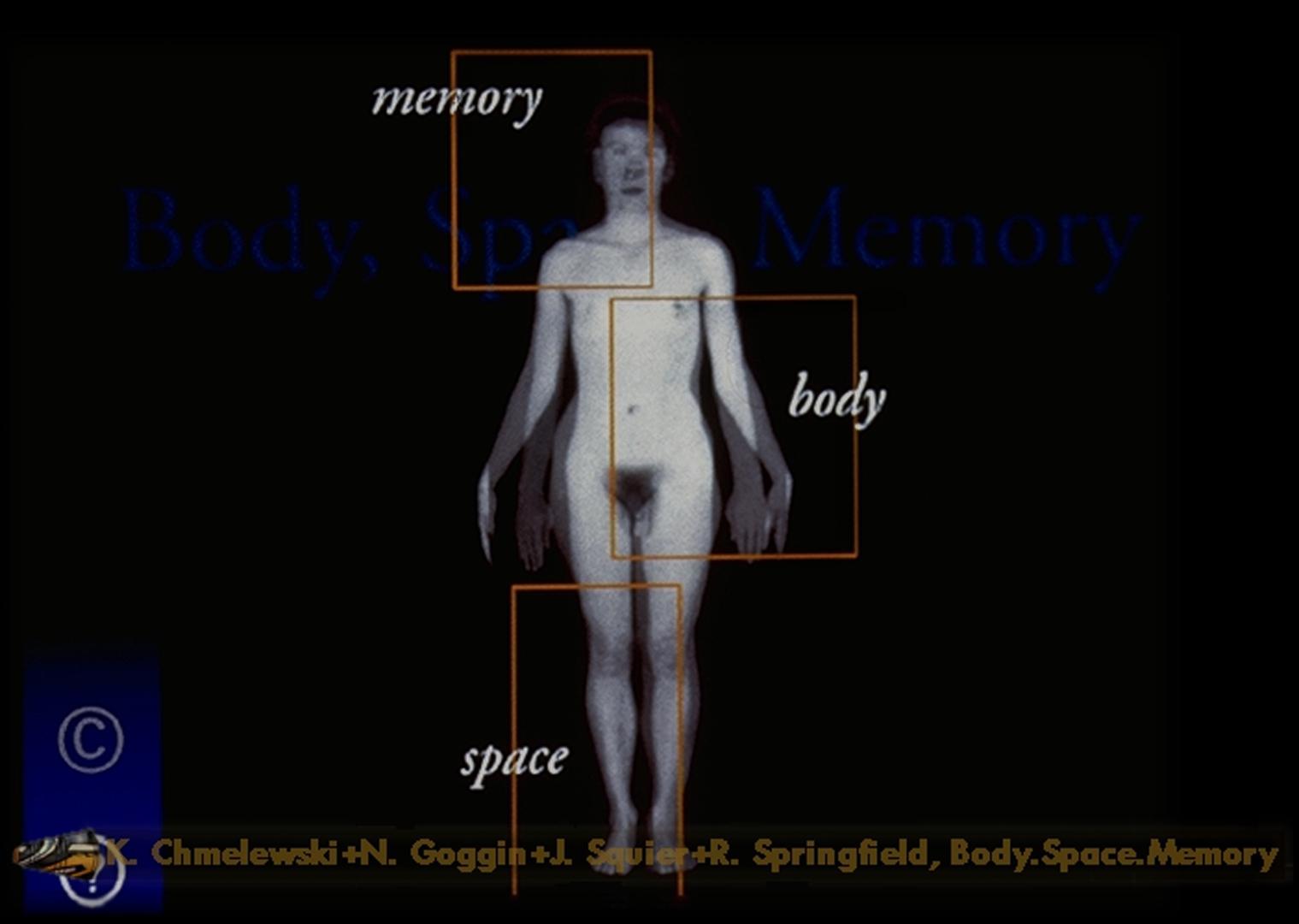 ©, Kathleen Chmelewski, Nan Goggin, Joseph Squier, and Robb Springfield, Body, Space, Memory