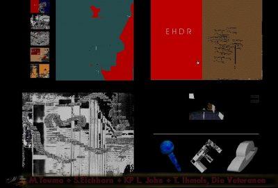 1995 Eichhorn, John Die Veteranen: An Art Project for CD-ROM
