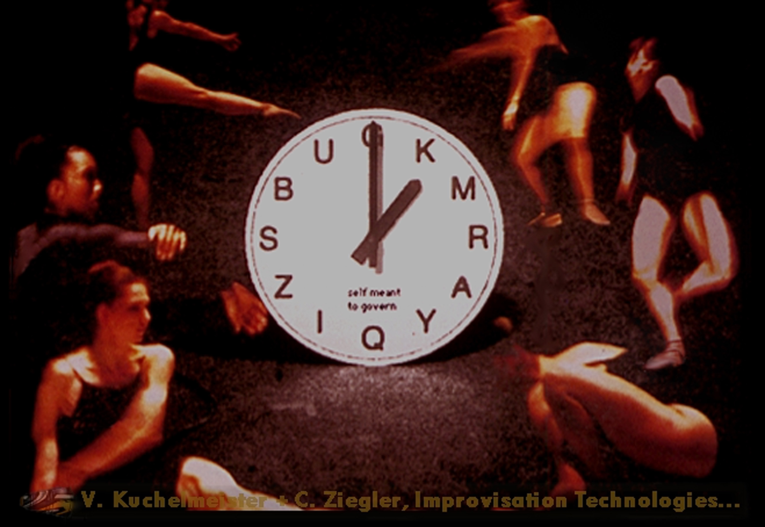 "©, Volker Kuchelmeister and Christian Ziegler, Improvisation Technologies: Bill Forsythe: ""Self Meant to Govern"""