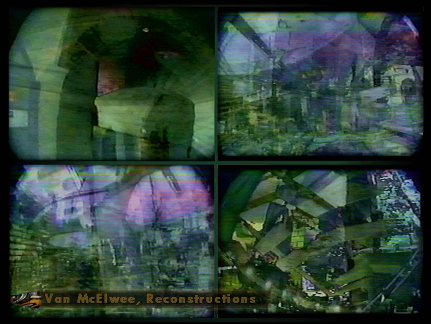 ©, Van McElwee, Reconstructions: The Video Image Outside of Time