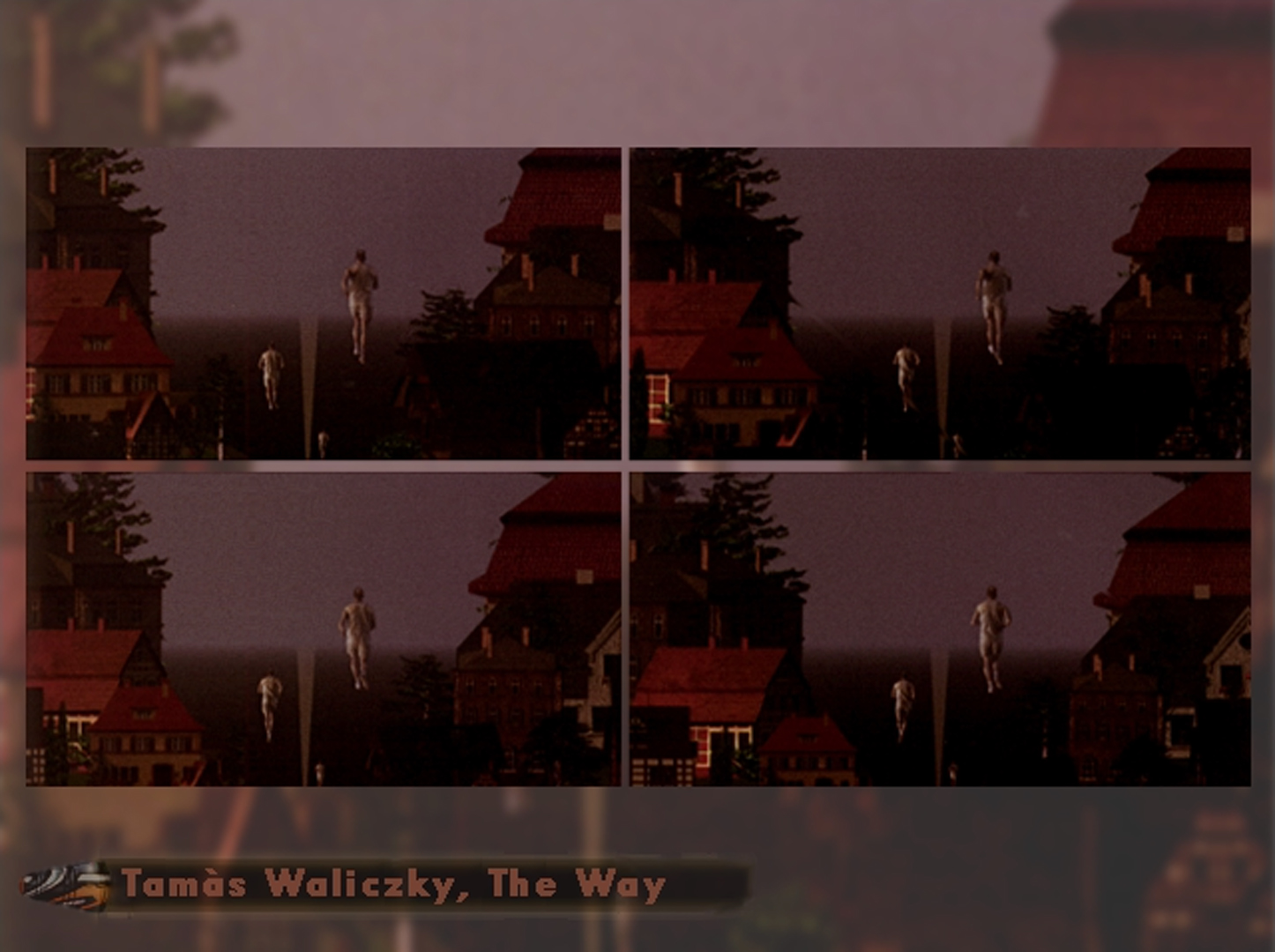 ©, Tamás Waliczky, The Way