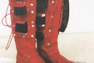 2004 Beloff Berger Pichlmair Seven Mile Boots