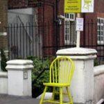 Yellow Chair San Jose