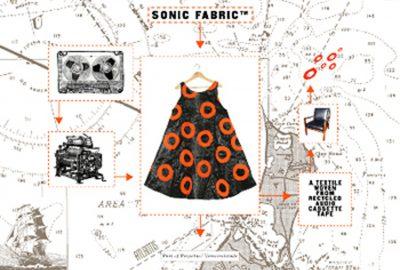 2006 Santoro SONIC FABRIC