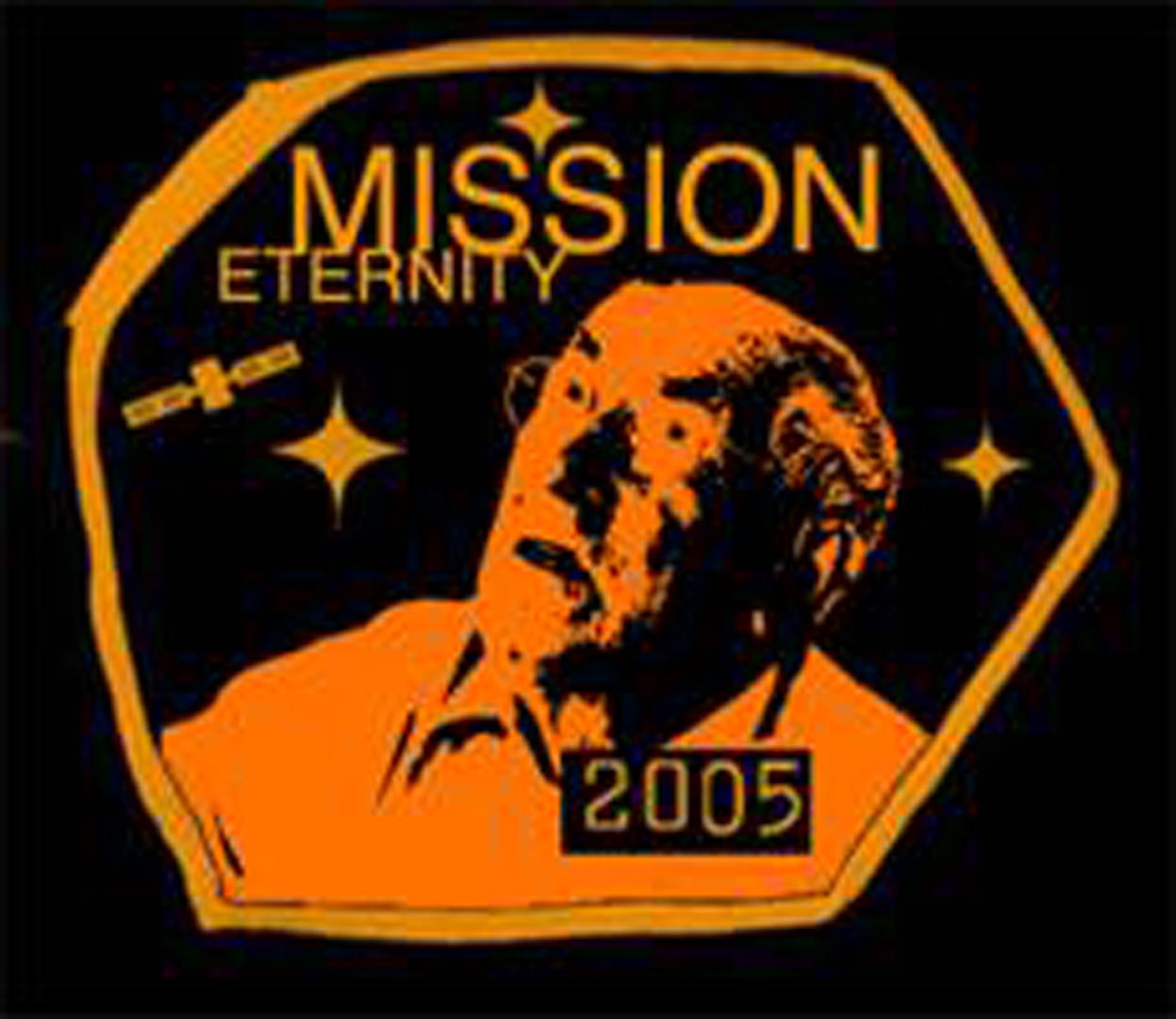 ©, etoy.CORPORATION, Mission Eternity