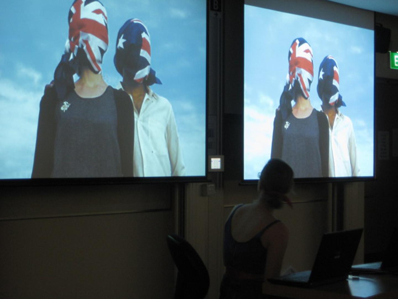 ©ISEA2008: 14th International Symposium on Electronic Art, Stephanie Carrick, bestweforget.org
