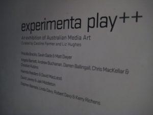 2008 Experimenta Play++ 2