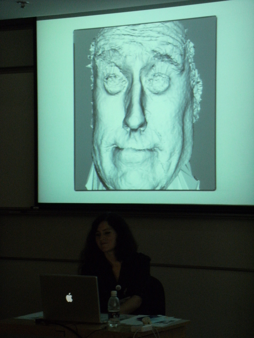 ©ISEA2008: 14th International Symposium on Electronic Art, Barbara Rauch, Virtual Emotions and facial expressions