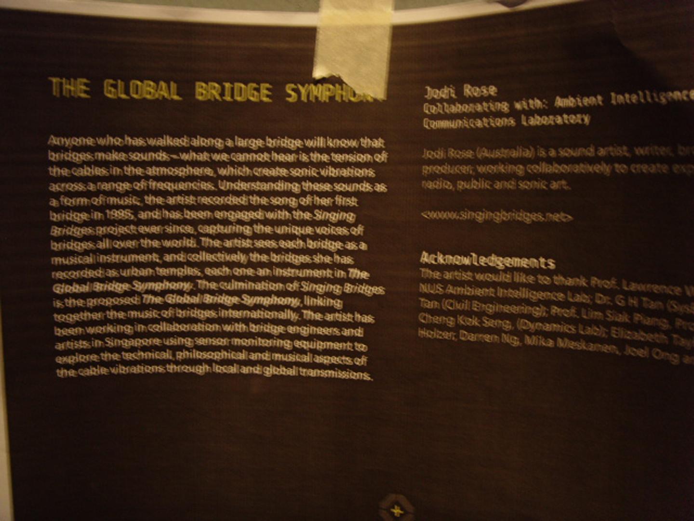 ©, Jodi Rose, The Global Bridge Symphony