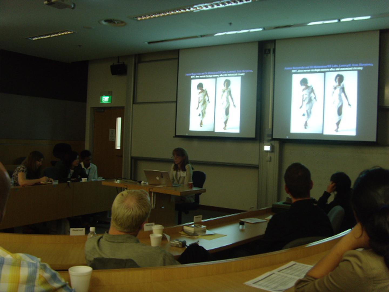 ©ISEA2008: 14th International Symposium on Electronic Art, Susan Elizabeth Ryan, Encompassing the Body: Wearable Technology vs. the Avatar