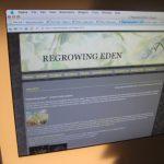 Regrowing Eden