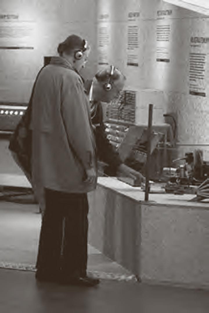 ©ISEA2010: 16th International Symposium on Electronic Art, Elisabeth Schimana, Forgotten Future #1. Magical Sound Machines