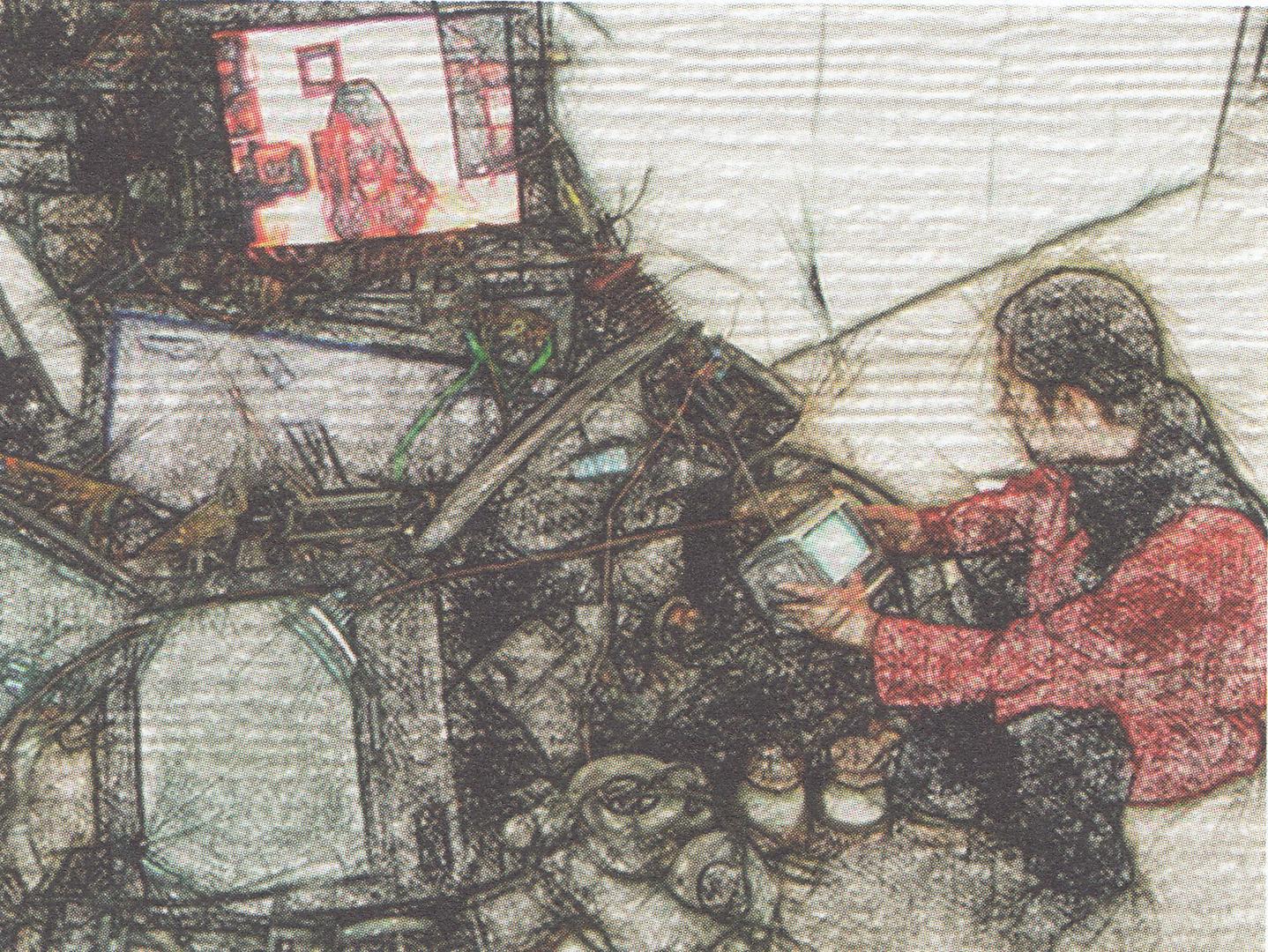 ©, Antonio Veneziano and Agnese Trocchi, Rebuilding the Chronovisor