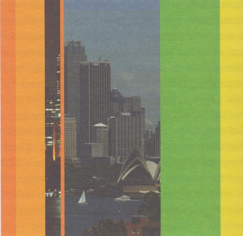 ©, Ernest Edmonds, Cities Tango: between Belfast and Sydney