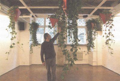 2013 Lasserre Ancxt Akousmaflore: Sensitive and Interactive Musical Plants