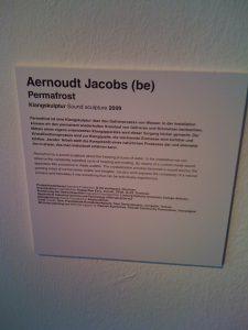 2010 Aernoudt Jacobs Permafrost